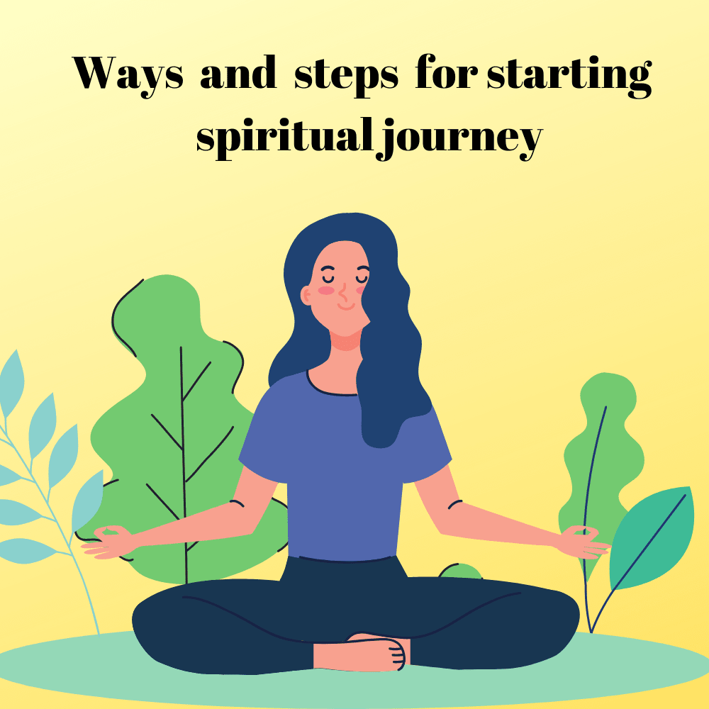 how to start a spiritual journey