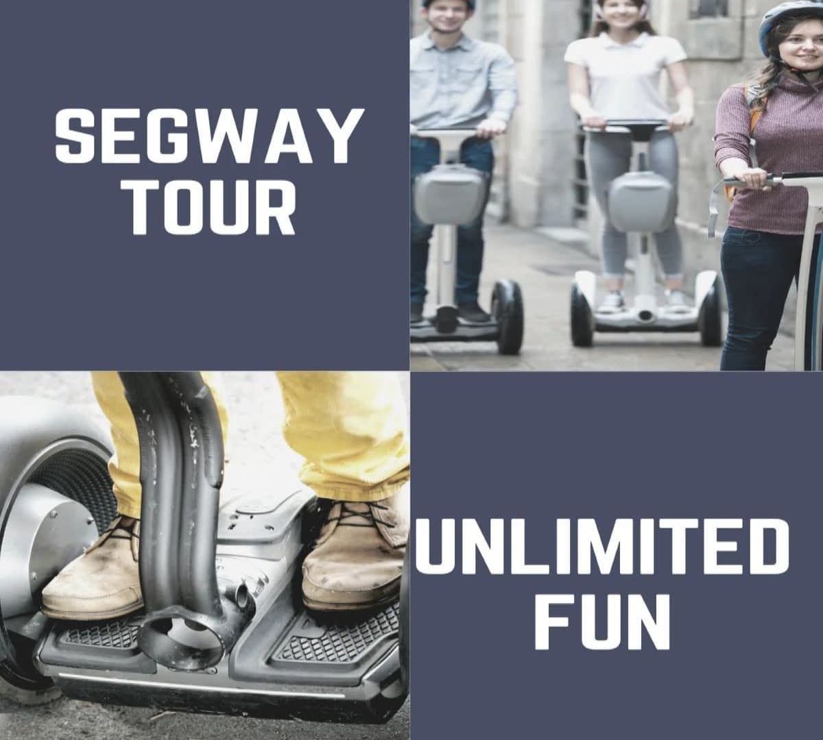 what is Segway tours