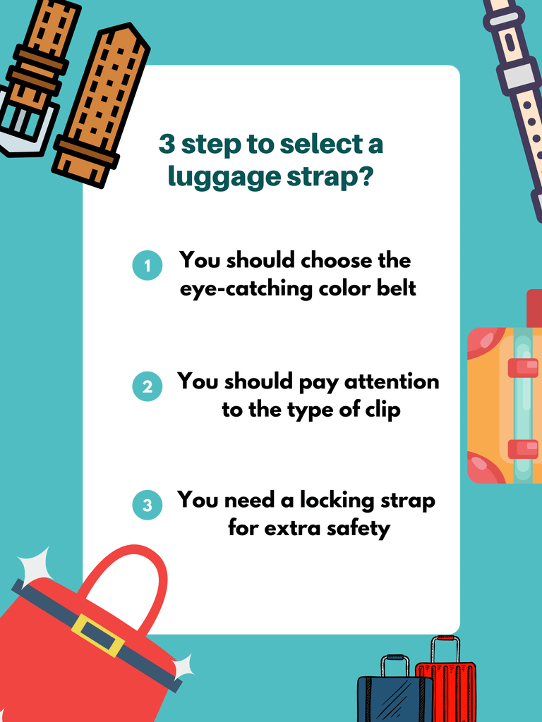 How-do-you-select-a-luggage-strap