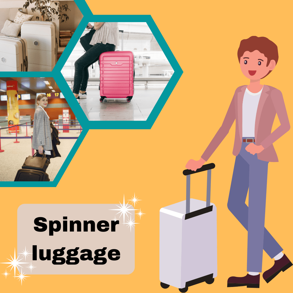 what is spinner luggage